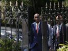 Der haitianische Staatspräsident Jovenel Moïse ist einem Mordanschlag zum Opfer gefallen. (Foto)