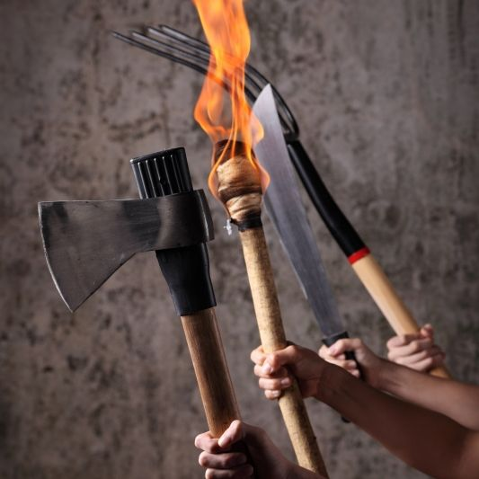 Vermeintlicher Hexer verprügelt und zu Kotverzehr gezwungen (Foto)