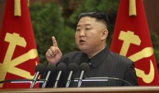 So sieht Kim Jong-un heute nicht mehr aus. (Foto)