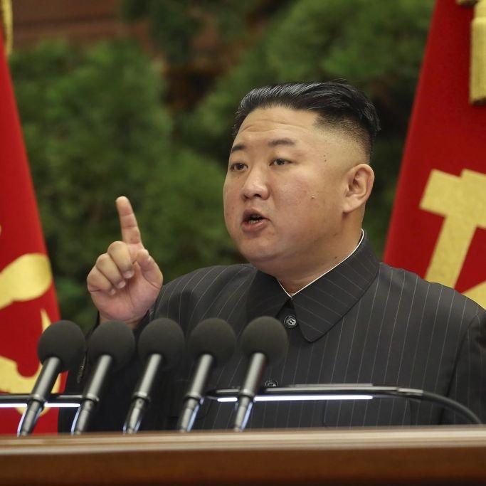 Von Fett-Kim zu Fit-Kim! Kann DAS wirklich Nordkoreas Machthaber sein? (Foto)