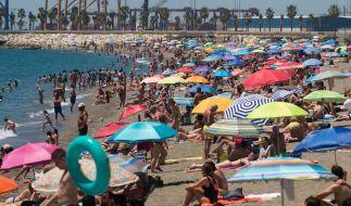 Die Bundesregierung erklärte Spanien zum Corona-Risikogebiet. (Foto)