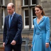 Getrennt von Prinz William! Doch die Pflicht geht vor (Foto)