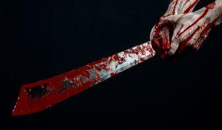 Ein Mann hat mit einer Machete in der Londoner U-Bahn Fahrgäste attackiert. (Foto)