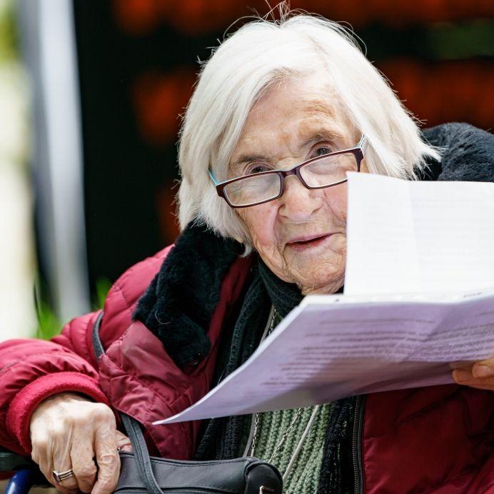 Holocaust-Überlebende im Alter von 96 verstorben (Foto)