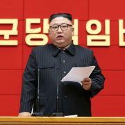 Ganz neue Töne! Jetzt greift Kims Terror-Schlagerband an (Foto)