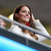 Eindeutige Gesten! Erwartet Herzogin Kate Baby Nummer 4? (Foto)