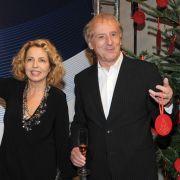 Die Schauspieler Günther Maria Halmer und Michaela May verbindet eine enge Freundschaft.