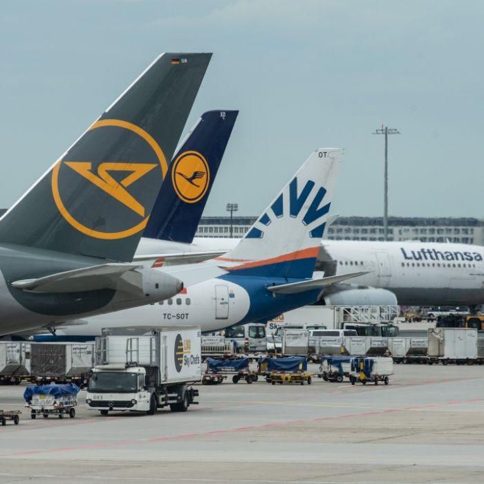 """Lufthansa streicht Anrede """"Damen und Herren"""" an Bord (Foto)"""