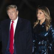Mega-Zoff! First Lady wollte Mann Donald Trump vor die Tür setzen (Foto)