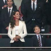 Herzogin Kate spricht ein Machtwort! DAS durfte Prinz George nicht (Foto)