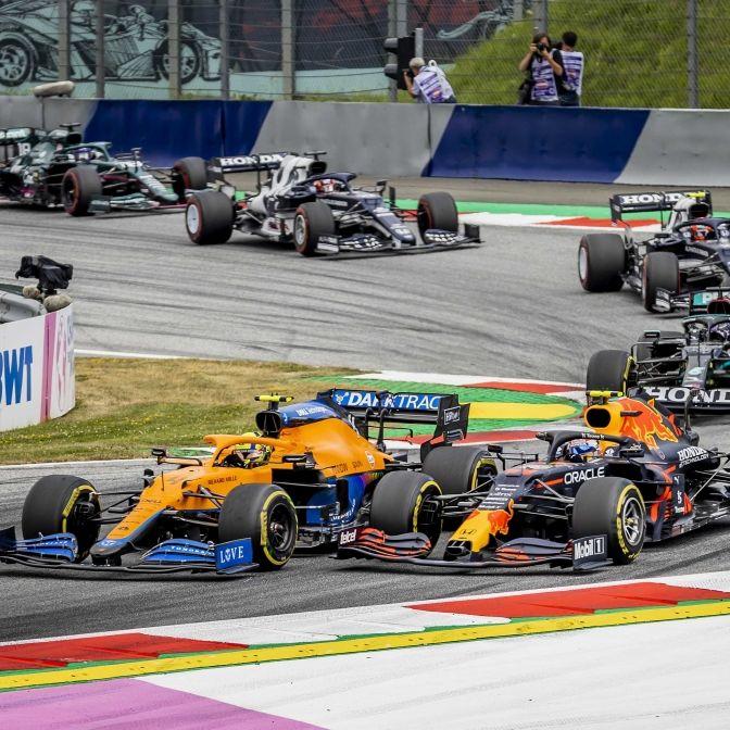 Hamilton profitiert von Verstappens Formel-1-Crash - Vettel raus (Foto)