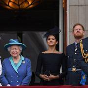 Bei Lilibets Taufe unerwünscht? SO könnten sie die Queen indirekt ausladen (Foto)