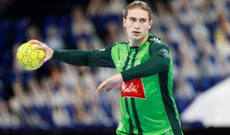Wie tickt der Handballer Juri Knorr privat? (Foto)