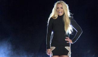 Britney Spears hat vor Gericht gepunktet. (Foto)