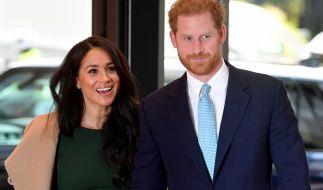 Royals unter Druck: Ob Meghan Markle das Lachen beim Blick auf ihren Kontoauszug bald vergeht? (Foto)