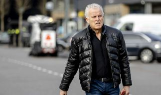 Der niederländische Kriminalreporter Peter R. de Vries ist infolge eines Attentates mit 64 Jahren gestorben. (Foto)