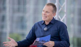 ARD-Chefredakteur Oliver Köhr privat im Porträt. (Foto)