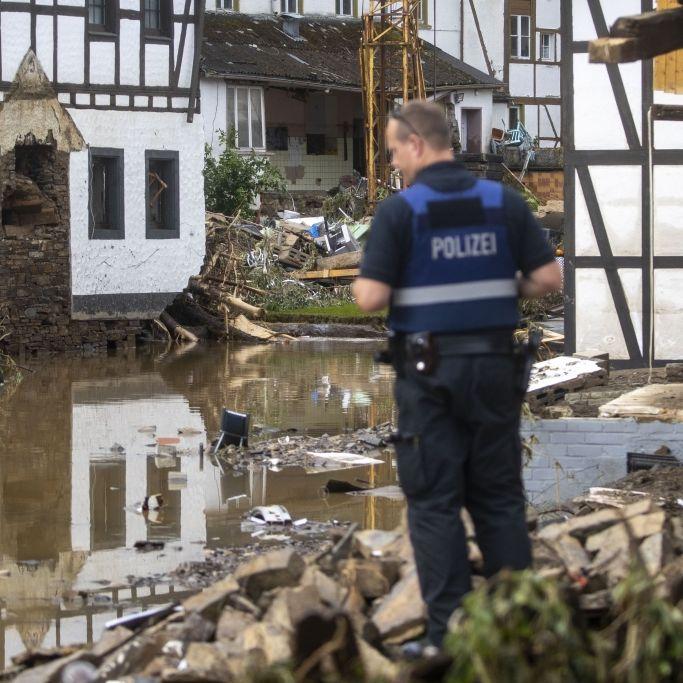 Öffentlich-Rechtliche senden Olympia-Doku während Jahrhundertflut (Foto)