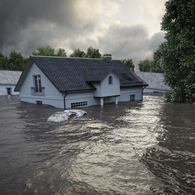 "Mondbahn-""Wackeln"" könnte neue Flut-Katastrophe auslösen (Foto)"