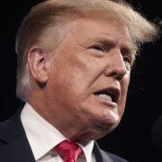 Demenz-Vorwürfe! Melania Trump wollte Mann vor die Tür setzen (Foto)