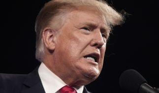 Es vergeht keine Woche ohne neue Schocker von Donald Trump. (Foto)