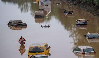 Die Nachrichten des Tages bei news.de: Die Jahrhundertflut ist nach wie vor das beherrschende Thema. (Foto)