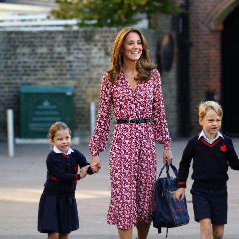 DIESE Trennung trifft Herzogin Kates Kinder hart (Foto)