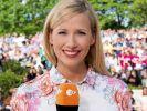 "Andrea Kiewel gab im ""ZDF-Fernsehgarten"" wieder einmal alles. (Foto)"