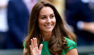 Prinz Williams Frau Kate Middleton soll wegen Lilibet Dianas Taufe am Boden zerstört sein. (Foto)