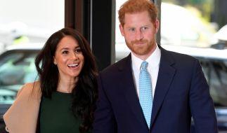 Prinz Harry und Meghan Markle sind ein echtes Traumpaar - und vielleicht bald sogar dreifache Eltern? (Foto)