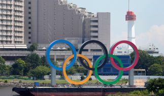 Die Olympischen Spiele finden vom 23. Juli bis zum 8. August 2021 in Tokio statt. (Foto)