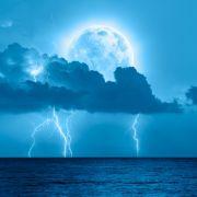 Prophezeit der Donnermond heute schwere Unwetter? (Foto)
