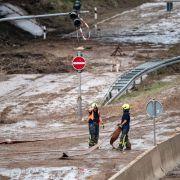 Unwetter-Tief im Anmarsch! Gewitter und Sturmböen bedrohen Flut-Gebiete (Foto)
