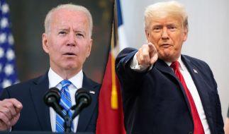 Eine Animatronic-Figur von Joe Biden übernimmt schon bald den Platz von Donald Trump im walt Disney World Ressort. (Foto)