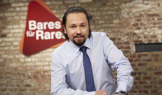 """Wolfgang Pauritsch in der Trödelshow """"Bares für Rares"""". (Foto)"""