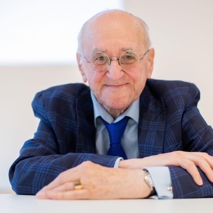 """TV-Pionier mit 87 Jahren """"friedlich eingeschlafen"""" (Foto)"""