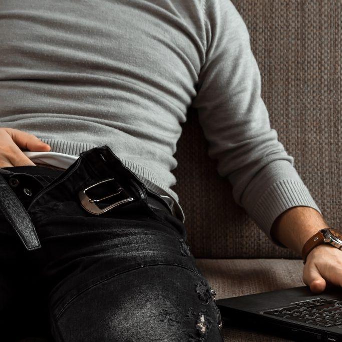 51-Jähriger masturbiert sich fast zu Tode (Foto)