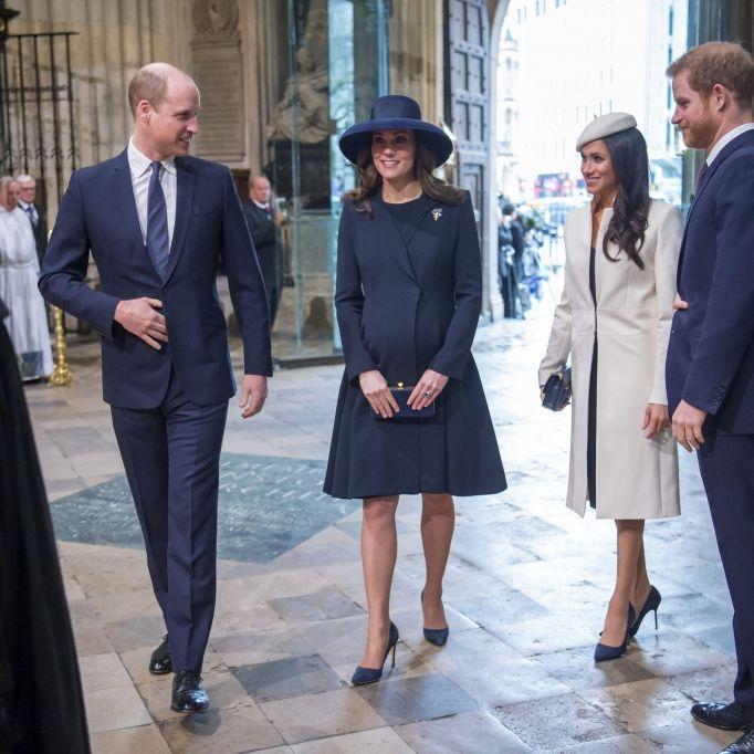 Nicht Prinz Harry! In DIESEN Royal war die Herzogin eigentlich verliebt (Foto)