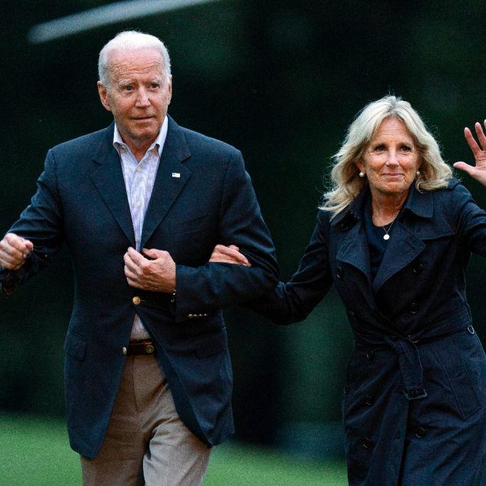 Missbrauchsvorwürfe gegen Bidens Frau -Grausame First Lady? (Foto)