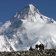 Star-Bergsteiger (68) auf K2 tödlich verunglückt (Foto)