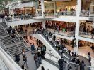 Ein Vater hat sein Kind in einem Einkaufszentrum in die Tiefe stürzen lassen. (Foto)