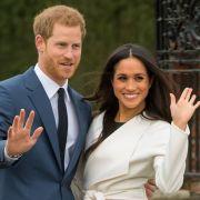 Tochter von Prinz Harry und Meghan Markle NICHT Teil der Thronfolge (Foto)
