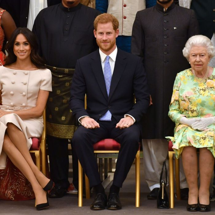 Queen Elizabeth II. schmiedet Rachepläne nach Dauer-Zoff (Foto)