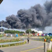 Unglücksursache geklärt - Agrar-Chemieabfälle flogen in die Luft (Foto)