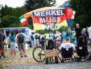 Die Querdenken-Bewegung hat für die geplante Großdemo am Sonntag in Berlin bereits einen Notfallplan. (Foto)