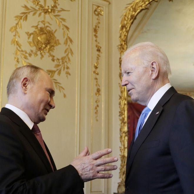 """""""Verzweifelt und gefährlich""""! Biden warnt vor Krieg mit Putin (Foto)"""