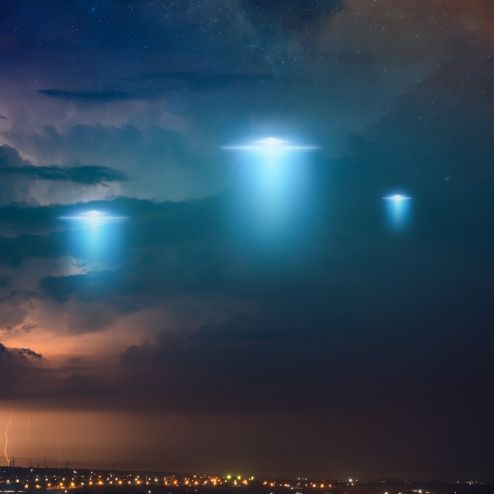 UFO-Alarm! Alien-Schiff soll Form ändern können (Foto)