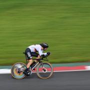 Bahnrad-Vierer der Männer auf Platz sechs - Gold an Italien (Foto)