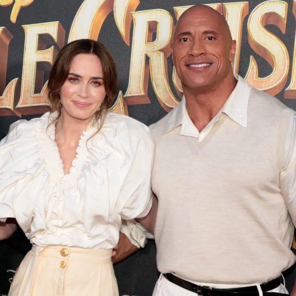 """So hielten die Stars am Set von """"Jungle Cruise"""" zusammen (Foto)"""