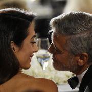 Babygerüchte um George Clooney! Sind wieder Zwillinge unterwegs? (Foto)
